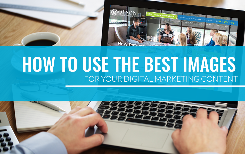 How To Improve Your Content Marketing With Images