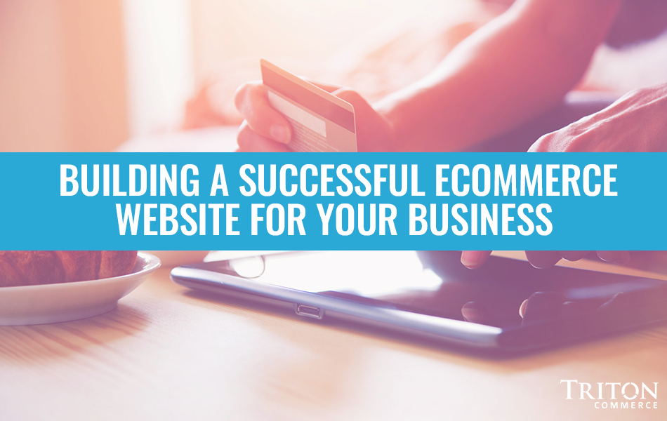 Building a Successful eCommerce Website for Your Business